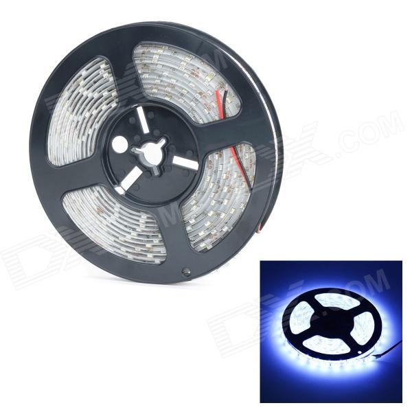 Waterproof 9000lm 300-LED Bluish White Car Decoration Light Strip (5M)