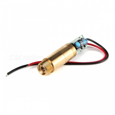 200mW 532nm Green Laser Module (3V 11.9mm)