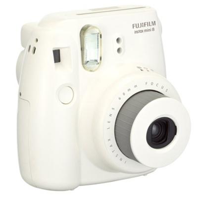 Genuine Fujifilm Instax Mini - white (Instant Film)