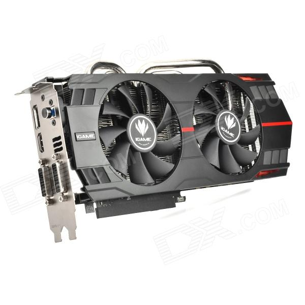 COLORFUL iGAME760 U 2GD5 GK104 Graphics Card