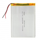 """Replacement 3.7V 3000mAh Lithium Battery for 7~10"""" Tablet PC -Silver"""