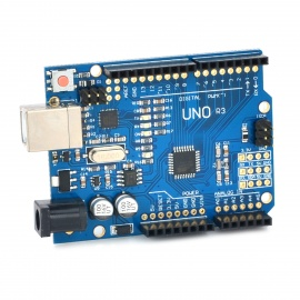 UNO R3 ATmega328P UNO R3 Development Board - Deep Blue