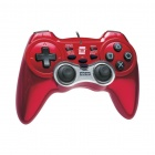 PS3/PC Hori Pad 3 Turbo Wired Controller Red