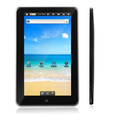 """MID 10.1"""" Capacitive Screen Android 2.3 Single-core Tablet PC w/ 512MB RAM, 4GB ROM, TF, Camera"""