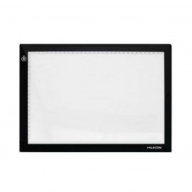 Huion L4S USB Tracing Tattoo Light Box Pad Board - White + Black