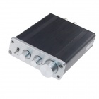 FeiXiang FX-502E 2 x 68W 2-Channel Digital Amplifier - Black + Silver