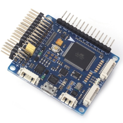 CRIUS Side Pin All IN ONE PRO Flight Controller V2.0 Lastest Ver Pirate / MWC / ArduPlaneNG