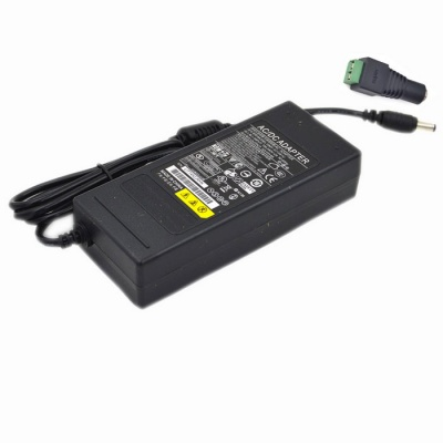 Xinyuanyang 72W 12V 6A AC Power Supply Adapter w/ DC Adapter - Black
