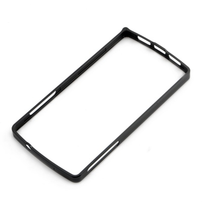 0.7mm Ultrathin Aluminum Bumper Frame for LG Nexus 5 - Black