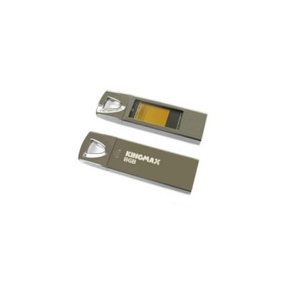 KINGMAX UI-05 8GB USB 2.0 Flash Drive Memory Stick (Silver)