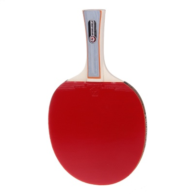 Winmax WMY52378Z1 Sports Long Handle Ping-Pong Paddle / Table Tennis Racket - Red + Black
