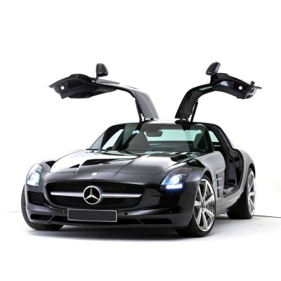 Genuine Silverlit Interactive Bluetooth R/C 1:16 Mercedes-Benz SLS AMG SL86074