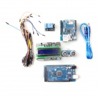 Learning Tools MEGA 2560 R3 Board + Relay + Breadboard Cable + Sensor Kit for Arduino - Deep Blue