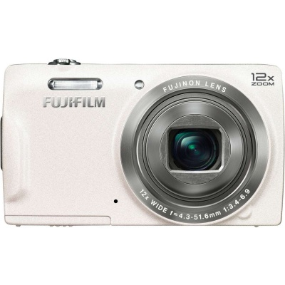 "Genuine FUJI T550 Finepix 3.0"" LCD 16MP Camera - White"