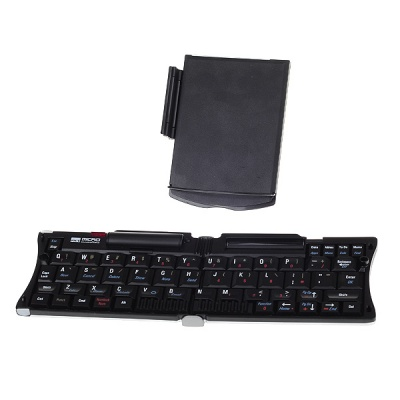Foldable Universal Bluetooth Keyboard for Cellphone/PDA/PC (1*AAA)