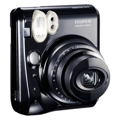 Genuine Fujifilm Instax Mini 50S Camera - Piano Black