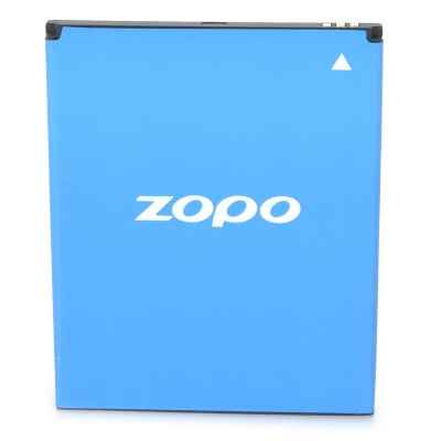 ZOPO BT78S 1800mAh Li-polymer Battery for ZOPO C2/2A/C3/ ZP980 - Blue