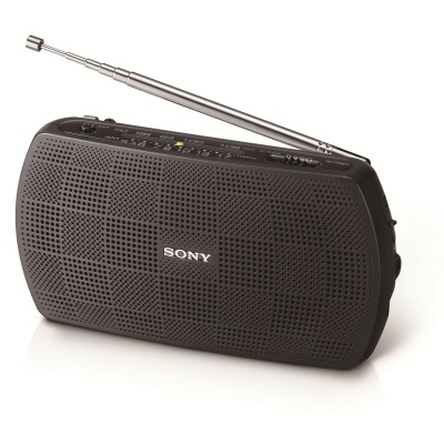Sony SRF-18 Radio - Black