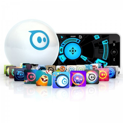 Genuine Sphero Robotic Ball 2.0 for iOS and Android - New Technology Product