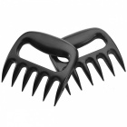 NEJE Bear Paw Style Meat Handler fork Claw for BBQ - Black (2PCS)