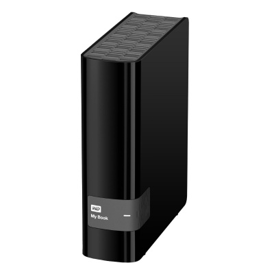 WDBFJK WD My Book 6TB USB 3.0 Hard Drive with Backup