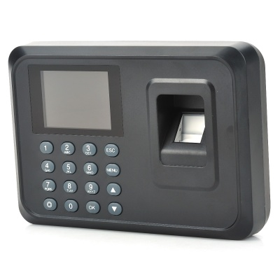 "2.4"" TFT Screen Employee Attendance Digital Fingerprint"