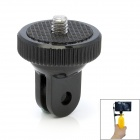 "1/4"" Camera TrIPOD Mount Adapter + Long Screw for GoPro, SJ4000 -Black"