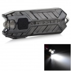 NiteCore TUBE 45lm Cold White USB Rechargeable Flashlight - Black