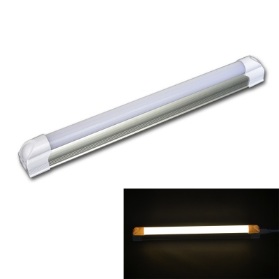 JIAWEN T5 4W 300lm 30-SMD 3014 Warm White Tube Light (30cm)