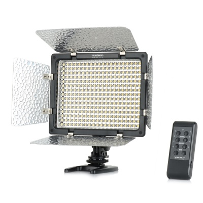YONGNUO YN300III 18W 2280lm 5500K 300-LED Video Light - Black