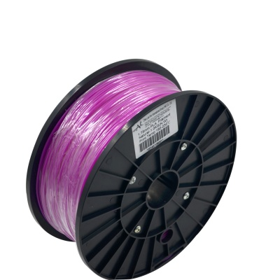 Replacement Consumable 1.75mm PLA Wire for 3D Printer - Purple (300m)