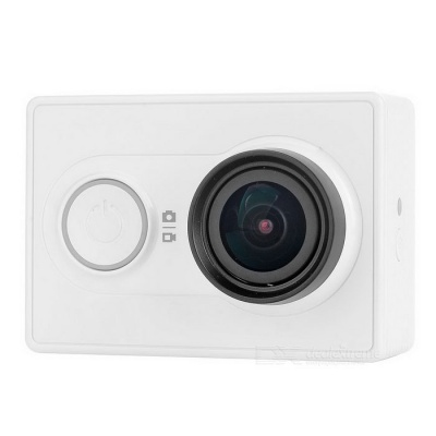 Xiaomi Xiaoyi 1080P 16MP Sports Camera w/ Wi-Fi, BT - White (32GB TF)