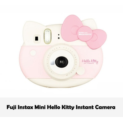 Genunie Fujifilm Instax Mini Hello Kitty Limited Edition Polaroid Camera + 10 Film