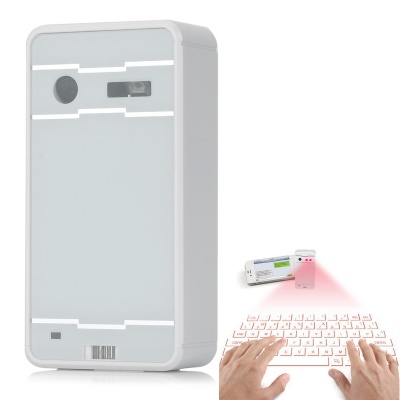 MAIKOU Laser Projection Bluetooth Virtual Keyboard for Tablet / Phone