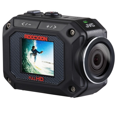 Genuine JVC GC-XA2 Waterproof Outdoor Camera - Black