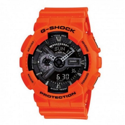 Casio G-Shock GA-110MR-4ACR Watch -Orange