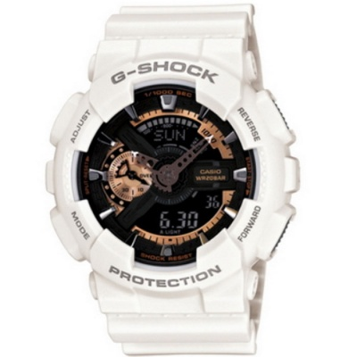 Casio G-Shock GA-110RG-7ADR Watch -White