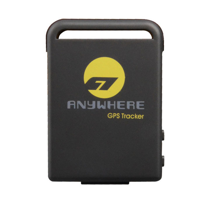 TK106 Mini GSM / GPRS / GPS Tracker - Black