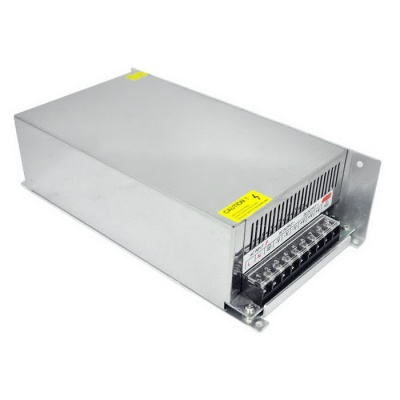 AC 170~250V to DC 12V 66.7A 800W Switching Power Supply - Silvery Grey