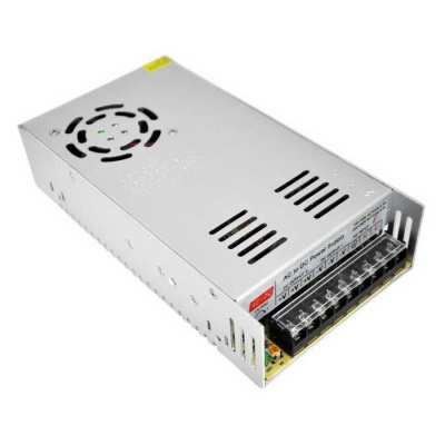 110 / 220V to DC Output 36V 10A 360W Switching Power Supply - Silver