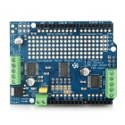 Motor Driver Shield V2 Expansion Board for Arduino - Blue