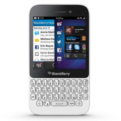 Blackberry Q5 SQR100 4G 8GB - White