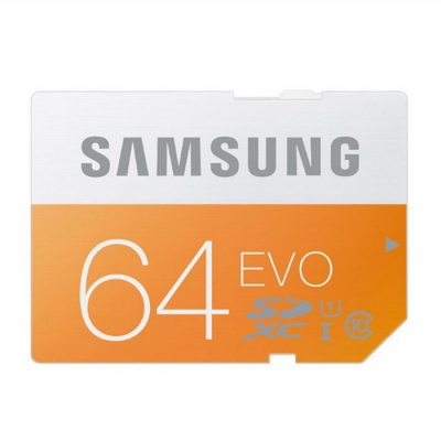 Samsung MB-SP64D 64GB EVO Memory Card