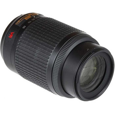 Genuine Nikon AF-S DX VR Zoom-Nikkor 55-200mm f/4-5.6G IF-ED Lens