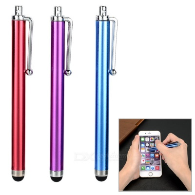 Kinston Stylus Touch Screen Pen for IPHONE + More - Multicolor (3PCS)