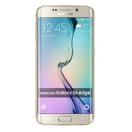 Samsung Galaxy S6 Edge G9250 Android 7.0 4G Phone with 2GB RAM 32GB ROM - Gold