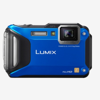 Panasonic DMC-FT6 Lumix Camera-Blue