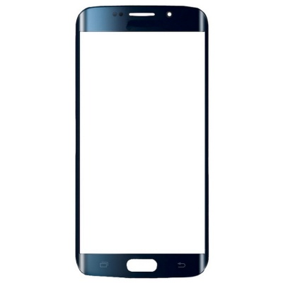 Glass Touch Screen Panel for Samsung S6 Edge G9250 - Sapphire Blue