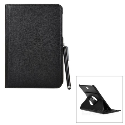 Protective Case w/ Touch Pen for Samsung Galaxy Tab S2 8.0 - Black