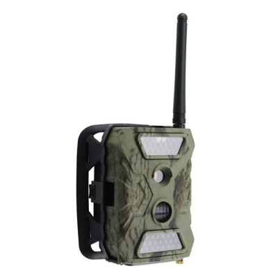S680M IR Long Range 5MP Trail Hunting Camera w/ 16GB SD Slot - Green